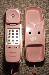 trimline telephone the trimline 2225 one of the last phones made at the napolis works in 1986