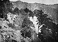 Tsqaros-Tavi monastery ruins (Marr, 1911).JPG