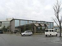 Tsubata town-office.jpg