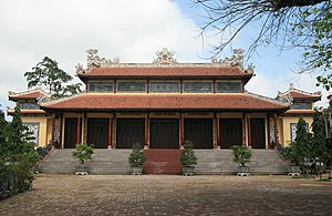Xá Lợi Pagoda raids - Image: Tu Dam Pagoda 1