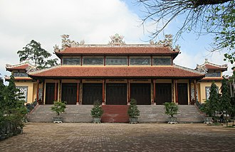 Xá Lợi Pagoda raids - Từ Đàm Pagoda