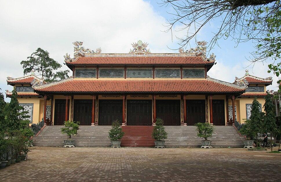 Tu Dam Pagoda 1