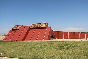 Lambayeque Region - Sipán Museum, in Lambayeque