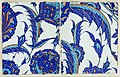 Turkey; Iznik - Two Tiles - Google Art Project.jpg