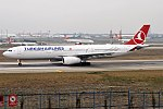 Turkish Airlines, TC-LOF, Airbus A330-343 (25083816497).jpg