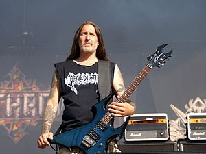 Bolt Thrower - Image: Tuska 20130628 Bolt Thrower 03