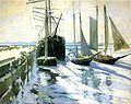 Twachtman John Winter Gloucester Harbor.jpg
