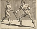 Two Fencers, from Fencers, plate 5 MET DP822167.jpg