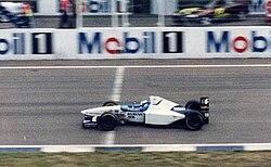 Tyrrell 024 Mika Salo 1996 German Grand Prix.jpg