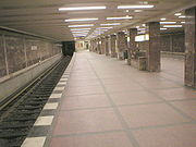 U-Bahn Berlin Mohrenstraße