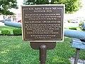 U.S. Army 3 Inch M5 Antitank Gun (Memorial Park, Watervliet, New York) sign 01.jpg