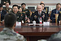 U.S. Army Gen. Martin E. Dempsey, center right, the chairman of the Joint Chiefs of Staff, meets with People's Liberation Army (PLA) cadets at a PLA Aviation Corps academy near Beijing April 24, 2013 130424-D-VO565-045.jpg