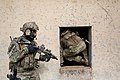 U.S. Army and Polish special operations forces conduct close-quarters combat training Sept. 10, 2014.jpg