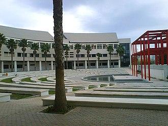 University of Alicante - Image: UA Aulario 2
