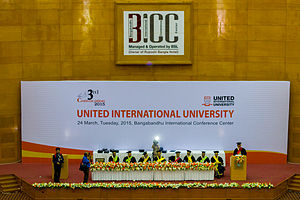 United International University - Convocation 2015