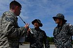 US, Japanese Airmen conduct survival training during Cope North 16 160216-F-CH060-624.jpg