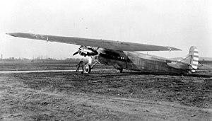 Fokker F.10 - USAAC Fokker C.5