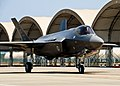 USAF's first F-35 on taxiway at new home.jpg