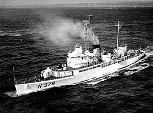 USCGC Half Moon (WAVP-378)