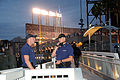 USCG at AT&T Park during 2010 World Series Game 1.JPG