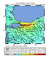 USGS Shakemap - 1999 Izmit earthquake.jpg