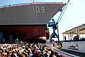 USS Jason Dunham (DDG 109) christening.jpg