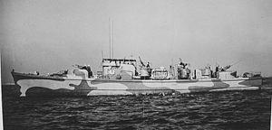 PGM-1-class motor gunboat - Image: USS PGM 2