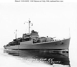 USS Valcour (AVP-55)