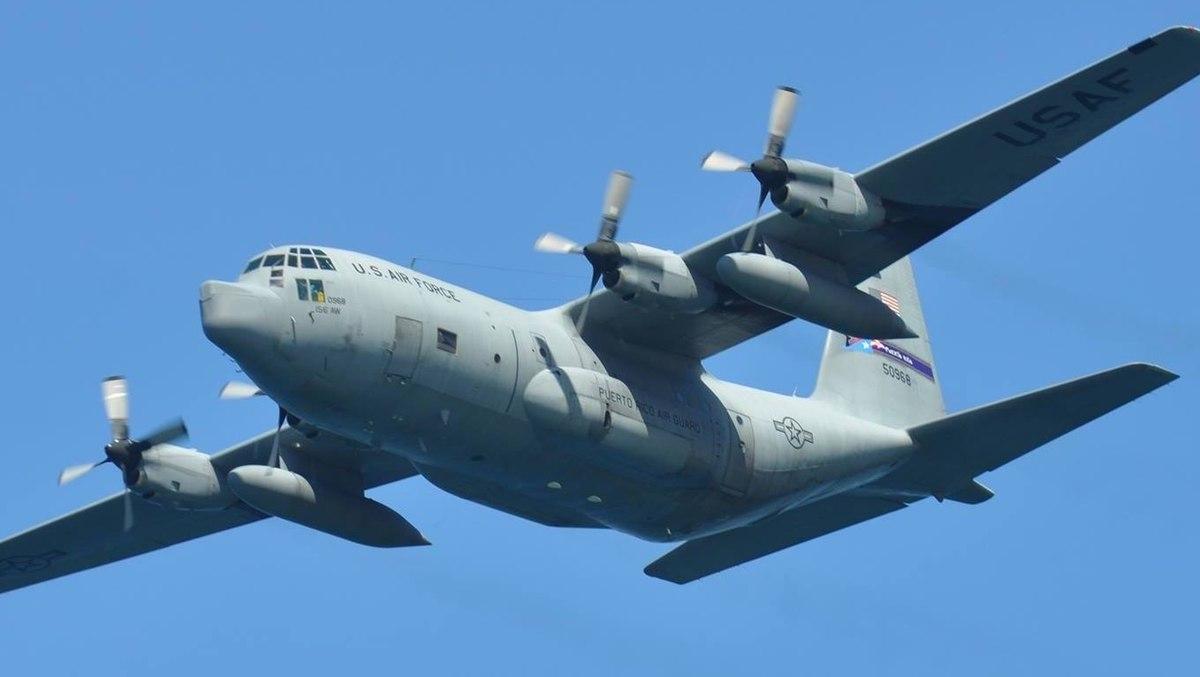 2018 U S  Air National Guard C-130 crash - Wikipedia