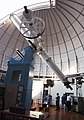 US Navy 030826-N-9593R-043 Personnel at the U.S. Naval Observatory in Washington, D.C., prepare the facility's historic 26-inch refractor telescope for optical viewing of Mars.jpg