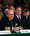 US Navy 040210-N-2383B-023 Adm. Vern Clark, Chief of Naval Operations (CNO), gives testimony to members of the Senate Armed Services Committee.jpg
