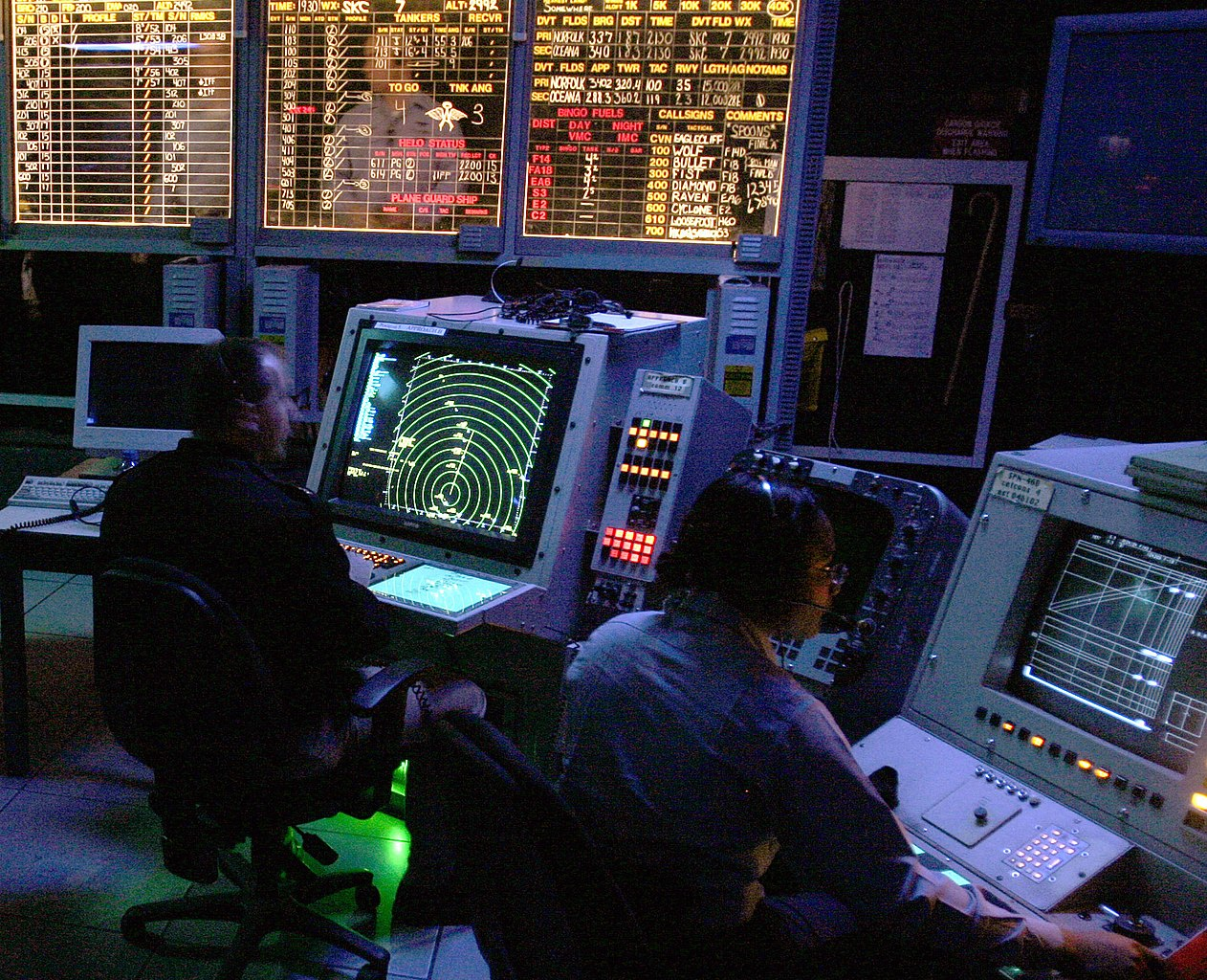 aircraft traffic control
