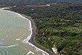 US Navy 080908-N-3595W-002 An aerial view of the Haitian coastline after Hurricane Ike struck the island nation.jpg