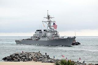 USS <i>Porter</i> (DDG-78)