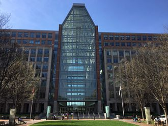 United States Patent and Trademark Office - USPTO Madison Building Exterior