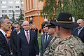 US conducts static display for NATO Secretary General on eve of Dragoon Crossing 150909-A-AC351-003.jpg