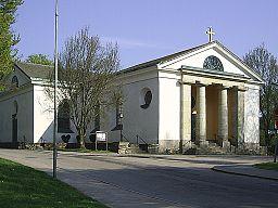 Uddevalla kirke