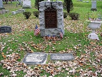Samuel Wilson - Sam Wilson's grave