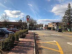 Downtown Cresskill