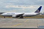 United Airlines, N793UA, Boeing 777-222 ER (20165955020).jpg