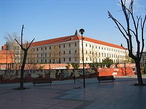 San nicasio madripedia for Piscina municipal martorell