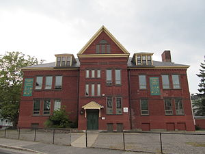 University Park Campus School - Image: University Park Campus School, Worcester MA