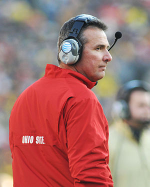2013 Ohio State Buckeyes football team - Urban Meyer was in his second year as Ohio State's head coach during the 2013 season.