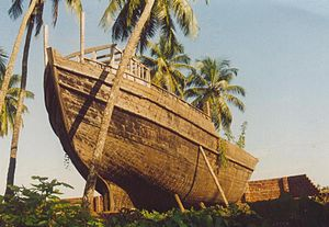 Beypore - Beypore is world-famous for the ancient design boats called Urus
