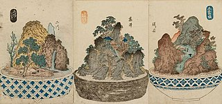 <i>Bonkei</i> Japanese three-dimensional landscape art