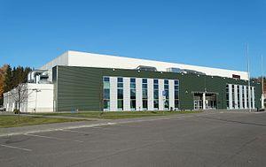 Utena County - Image: Utena, sporto arena