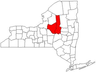 Utica–Rome Metropolitan Statistical Area human settlement in United States of America