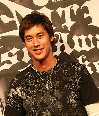 Utt Panichkul - Utt Panichkul at MTV Asia Awards Press conference
