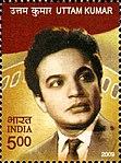 Uttam Kumar 2009 stamp of India.jpg