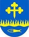 Uudenkirkon vaakuna; Uusikirkko-seura r.y..jpg